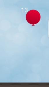 BalloonTap Screenshot